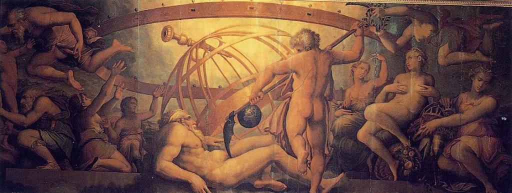 Cronos castra Urano