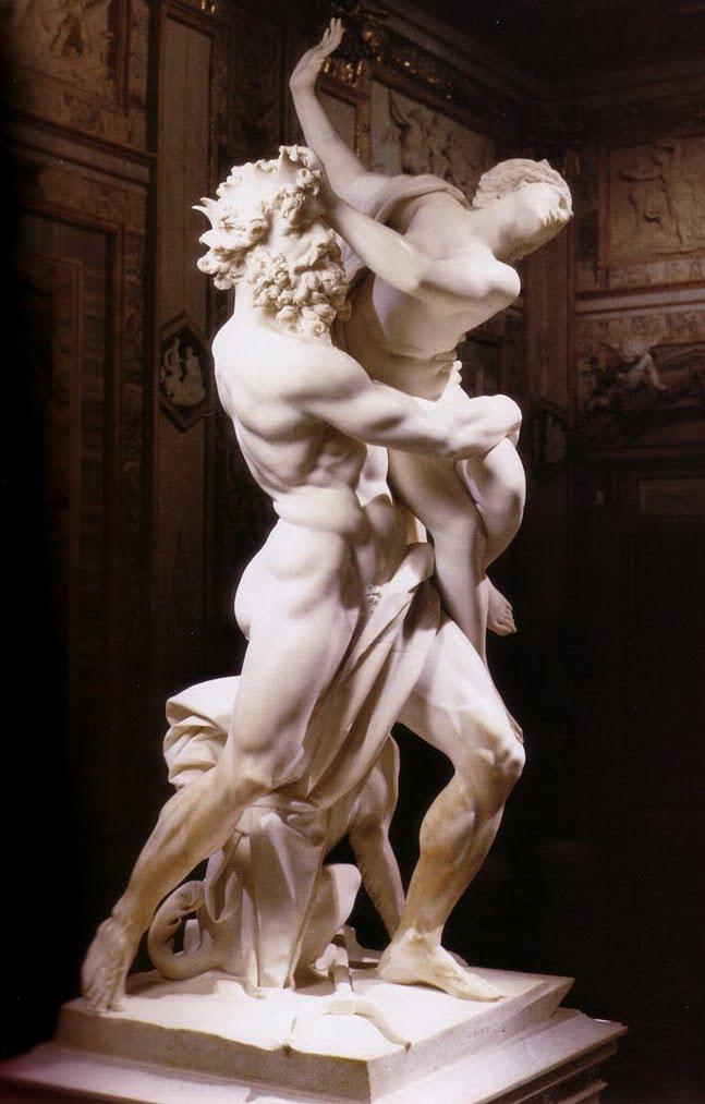Hades rapta Persefone