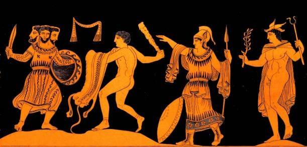 Hercules VS Gerião