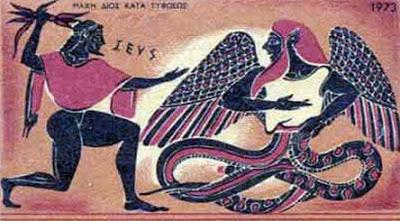 Zeus Vs Tifon