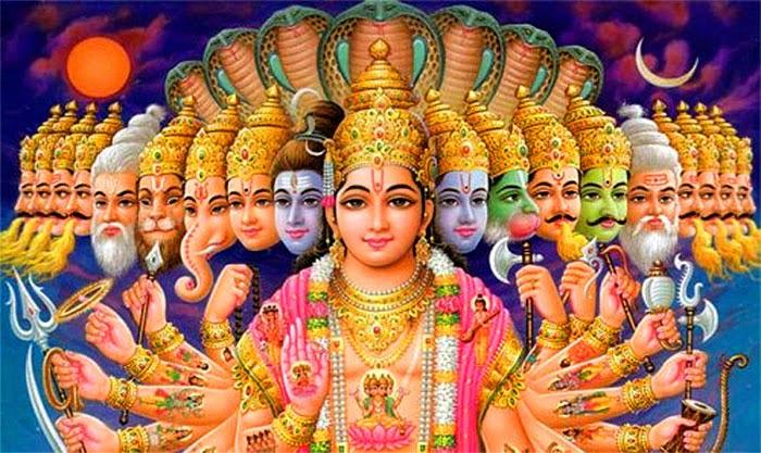 O Panteão Hindu