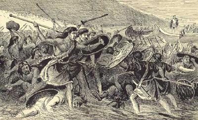 Invasoes Celtas