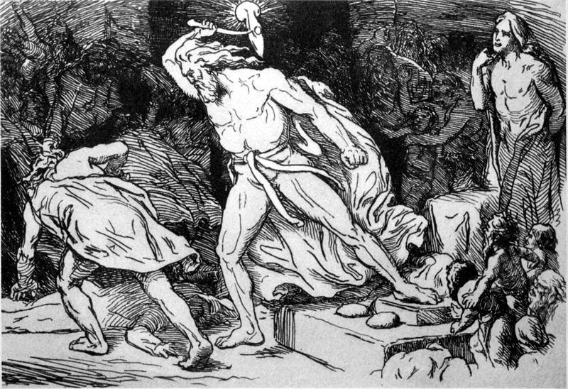 thor-slays-thrym