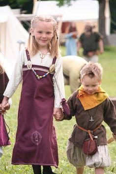 Crianças Vikings