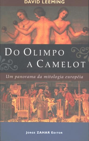 Capa inteira do livro Do Olimpo a Camelot