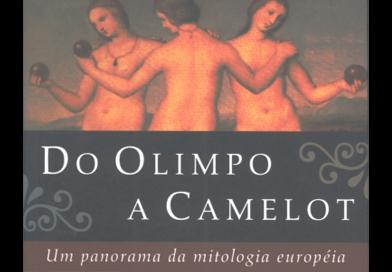 Capa do livro Do Olimpo a Camelot