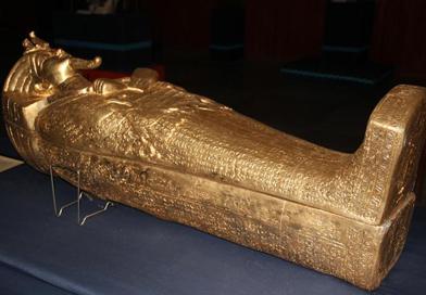 O Texto Dos Sarcofagos Mitografias