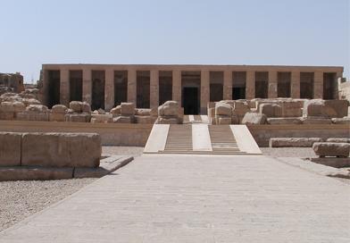 Templo de Seti 1 em Abydos