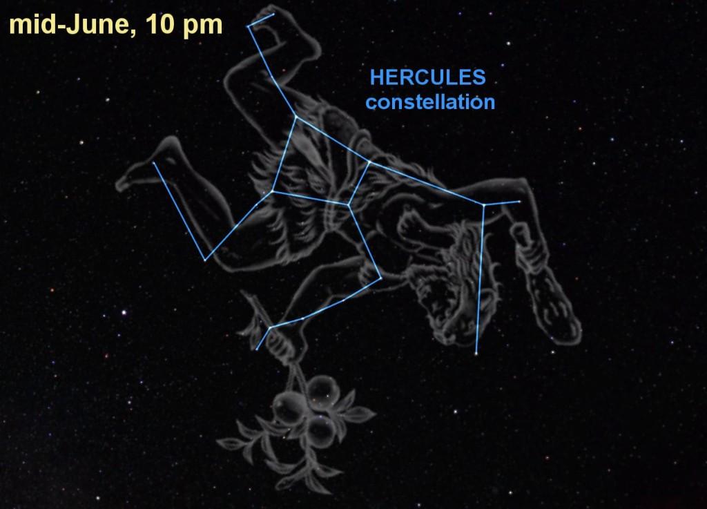 Constelacao Hercules 2