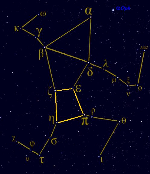 Constelacao Hercules