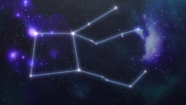Constelacao de Pegasus