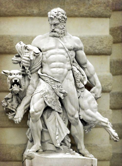 Estatua de Hercules