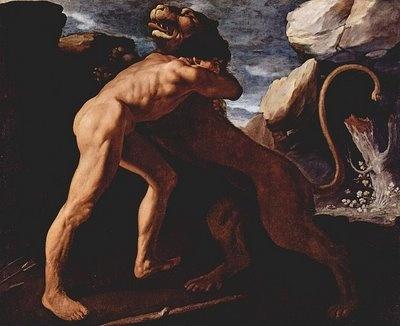 Hercules VS Leao