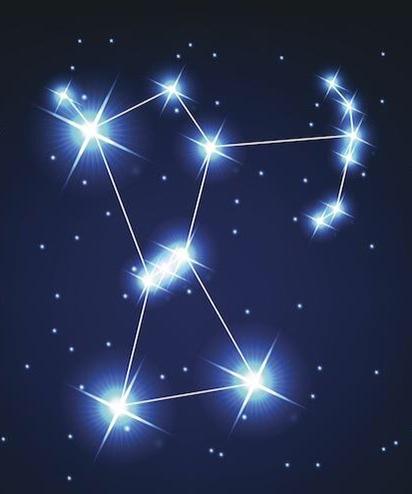 Sobre o Céu — Constelações: Órion e Escorpião