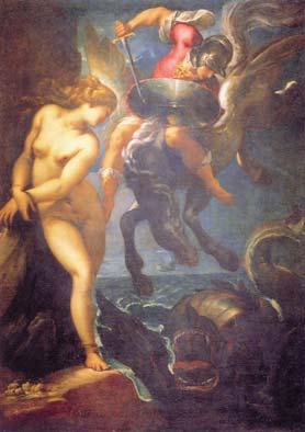 Perseu e Andromeda