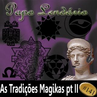 Capa do Papo Lendário 141