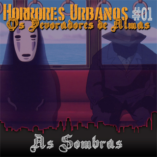 Capa do Horrores Urbanos 01