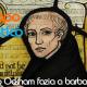 Capa Papo Cético #2 - ¿Como Ockham fazia a barba?