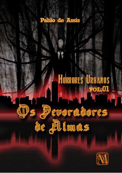 Capa do E-book Horrores Urbanos Volume I