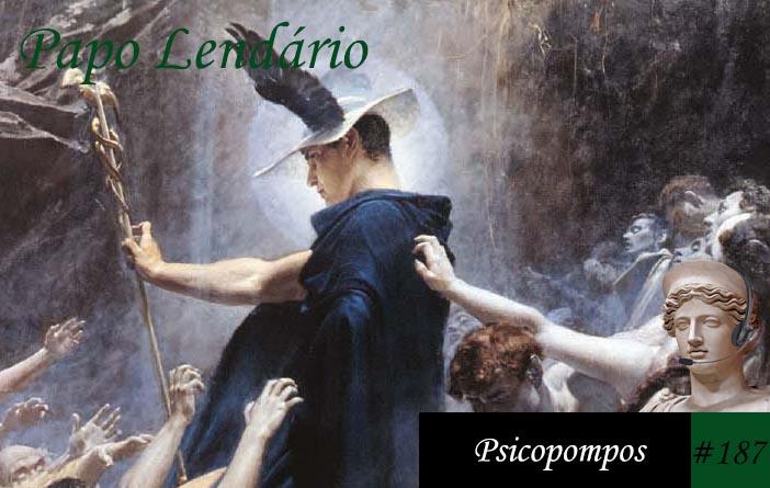 Capa do Episódio 187 do Papo Lendário