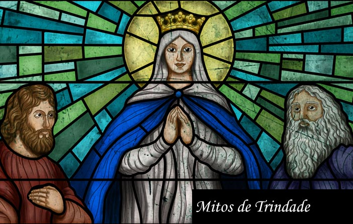 Antologia Mitografias Volume 3 - Mitos de Trindade